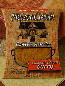Maison Creole Seasoning Coconut Curry